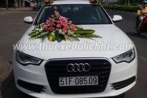 Xe Cưới Audi A6